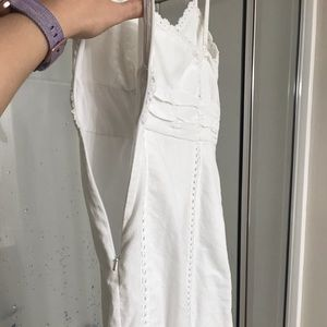 Lilly Pulitzer Dresses - White Lilly Pulitzer dress size 4